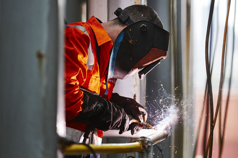 Welding services from Boncon